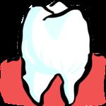 Prześliczne nienaganne zęby oraz olśniewający uroczy uśmiech to powód do zadowolenia.